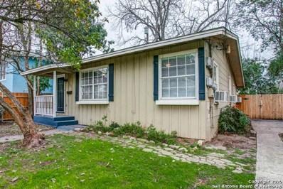 215 Routt St, Alamo Heights, TX 78209 - #: 1440485