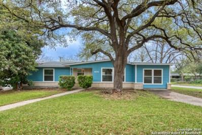 402 Glenview Dr, San Antonio, TX 78201 - #: 1445954