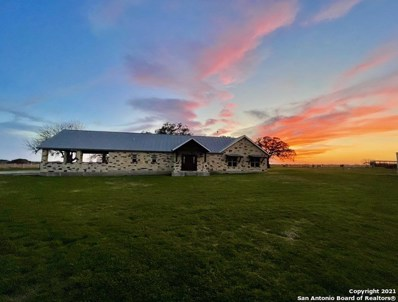 1354 County Road 215, McCoy, TX 78113 - #: 1489001