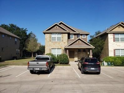 2513 S 2nd Street UNIT 11, Waco, TX 76706 - #: 185314