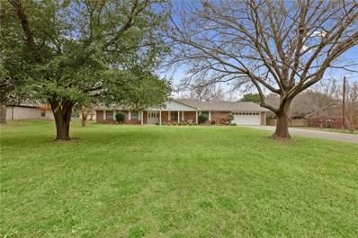 814 E Ward Drive, Robinson, TX 76706 - #: 187187