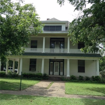 501 NW 3rd Street, Hubbard, TX 76648 - #: 190248