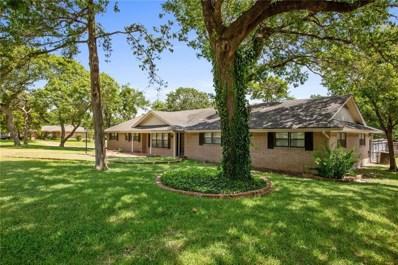 849 Deer Ridge Drive, Woodway, TX 76712 - #: 190905