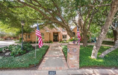 804 Wooded Crest Drive, Woodway, TX 76712 - #: 191801