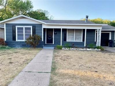 4505 Erath Street, Waco, TX 76710 - #: 191919