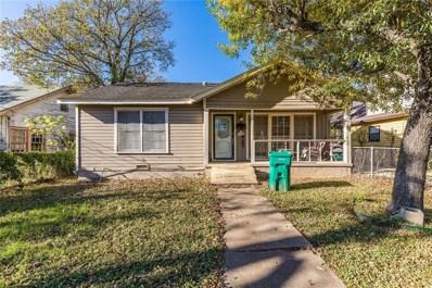 608 La Clede Street, Waco, TX 76705 - #: 199408