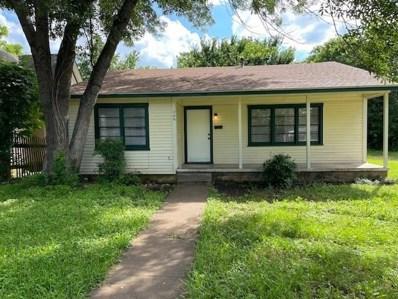 709 S Tyler, McGregor, TX 76657 - #: 201797