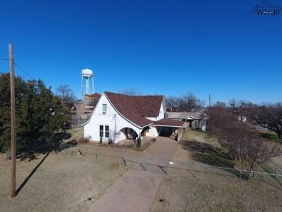 219 E Main Street, Archer City, TX 76351 - #: 155402