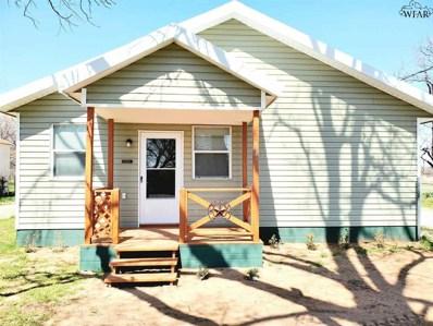 545 W 3RD Street, Burkburnett, TX 76354 - #: 159729