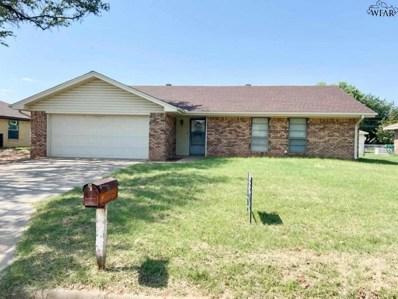 1405 Amherst Drive, Burkburnett, TX 76354 - #: 160769