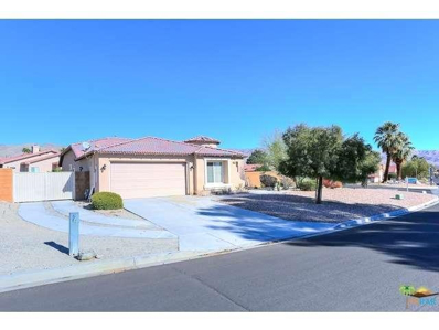 9694 Spyglass ave, Desert Hot Springs, CA 92240 - #: 66487