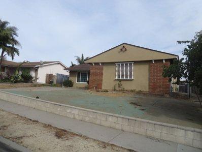 759 Melrose Pl, Vista, CA 92083 - #: P111PAQ