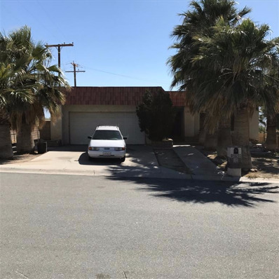 12725 Beech Avenue, Desert Hot Springs, CA 92240 - #: P111PZL