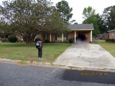 203 E Graham Street, Goldsboro, NC 27530 - #: P111RB3