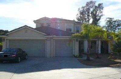 4675 Highland Oaks Court, Fallbrook, CA 92028 - #: P111UFB