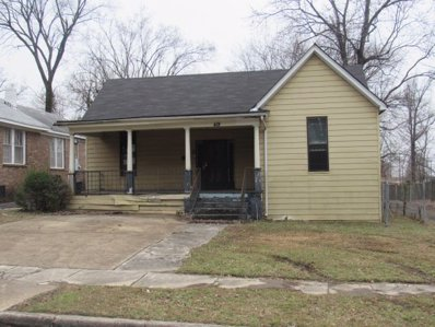 25 E Davant Ave, Memphis, TN 38109 - #: P111VTX