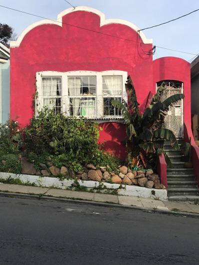 4023 Folsom Street, San Francisco, CA 94110 - #: P1121CH