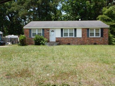 1213 N Jefferson St, Goldsboro, NC 27534 - #: P1124YN