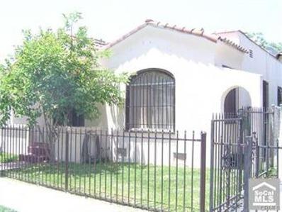10769 Osgood Avenue, Lynwood, CA 90262 - #: P112578