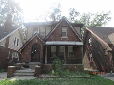 16199 Cherrylawn, Detroit, MI 48221 - #: P1126FO