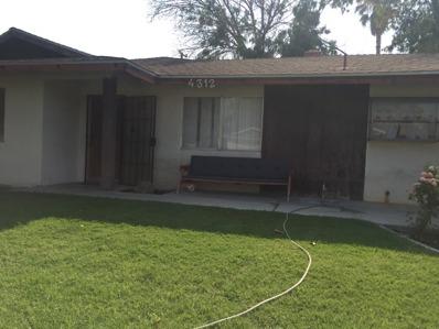 4312 Chadbourn St, Bakersfield, CA 93307 - #: P1126XF