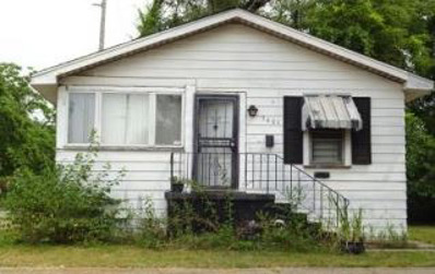 3401 Pennsylvania St, Gary, IN 46409 - #: P1127HA