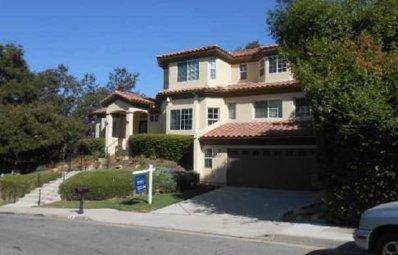 818 Rim Crest Drive, Westlake Village, CA 91361 - #: P1128RZ