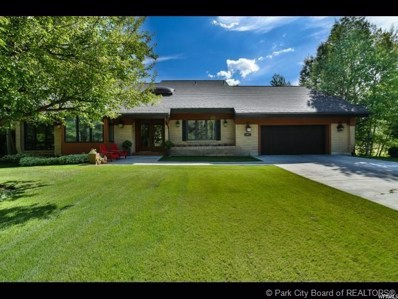 3675 W Saddleback Road, Park City, UT 84098 - #: 11803002