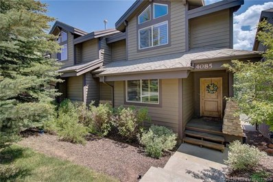 4085 Saddleback, Park City, UT 84098 - #: 11804378