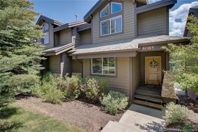 4085 Saddleback, Park City, UT 84098 - #: 11804378