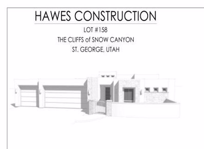 3052 N Snow Canyon Parkway, St George, UT 84770 - #: 18-193786