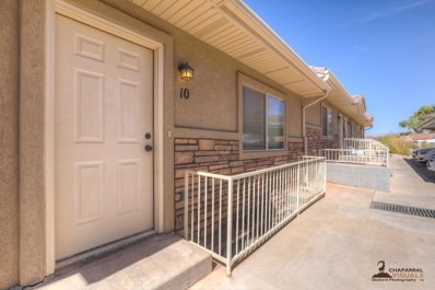 435 N Stone Mountain Dr UNIT #10, St George, UT 84770 - #: 18-197854