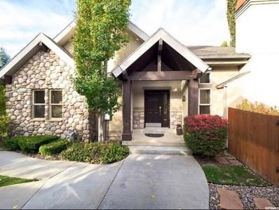 6938 S Canyon Pines Cir, Cottonwood Heights, UT 84121 - #: 1554119