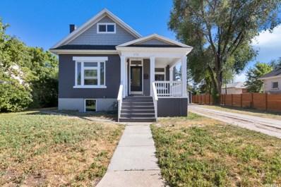 636 E Warnock Ave, Salt Lake City, UT 84106 - #: 1566580