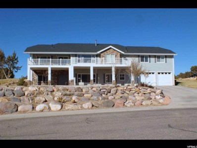 3440 W Hidden Hills Loop, Cedar City, UT 84720 - #: 1641765