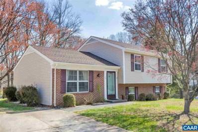 100 Lide Pl, Charlottesville, VA 22902 - #: 574832