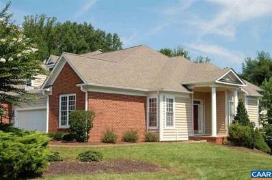 1284 Townbrook Crossing, Charlottesville, VA 22901 - #: 580667