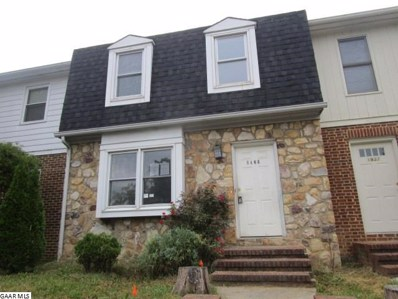 1939 Willow Hill Dr, Harrisonburg, VA 22801 - #: 581192