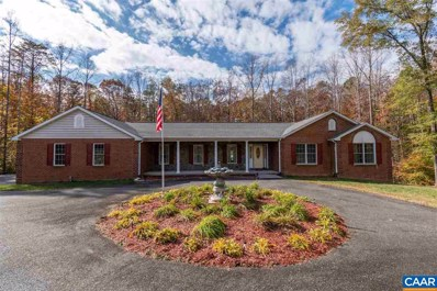 9955 Kentucky Springs Rd, Mineral, VA 23117 - #: 583632