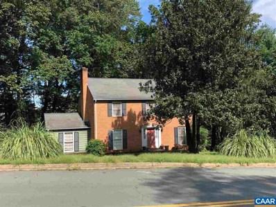 2921 Brookmere Rd, Charlottesville, VA 22901 - #: 583753