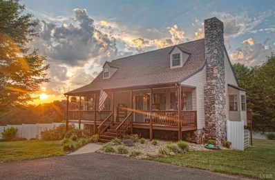 3693 Horseshoe Bend Road, Goodview, VA 24095 - #: 321421