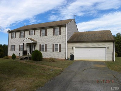 600 Pilot View Road, Concord, VA 24538 - #: 321570