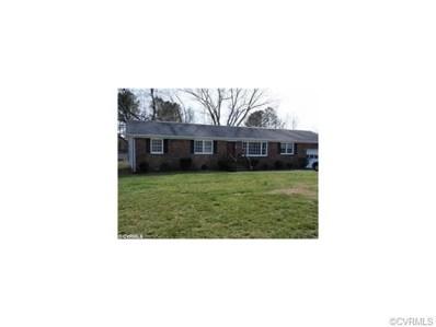3517 Union Branch Road, South Prince George, VA 23805 - #: 1505472