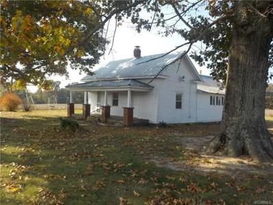 4600 Mills Lane, Amelia Courthouse, VA 23002 - #: 1529461