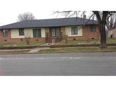 820 Lincoln Avenue, Richmond, VA 23222 - #: 1704553