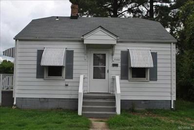 2409 Gordon Lane, Henrico, VA 23223 - #: 1827710