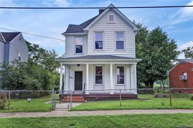 303 W Roberts Street, Richmond, VA 23222 - #: 1829002