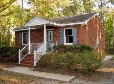 2501 Quaker Road, Quinton, VA 23141 - #: 1832616