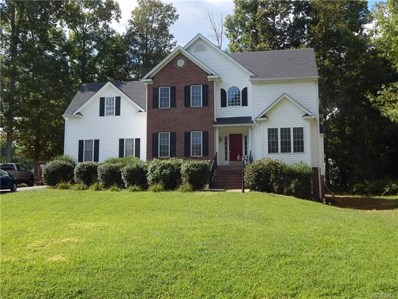 9612 Gregorys Charter Drive, Chesterfield, VA 23236 - #: 1835604