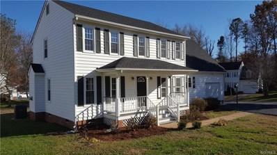 1613 Wilson Wood Road, Chesterfield, VA 23114 - #: 1839568